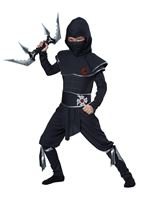 Child Ninja Warrior Costume [00473]