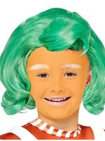Child Oompa Loompa Wig [9909343]