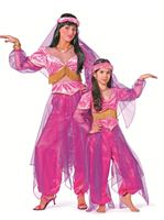 Child Oriental Bollywood Costume [3138]