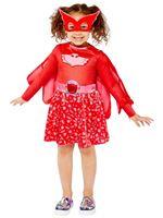 Child Owlette Dress Costume [9908860]