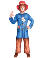 Child Paddington Bear Costume