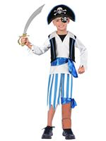 Child Peg Leg Pirate Costume [TRP3]