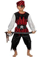 Child Pirate Boy Costume [3834]