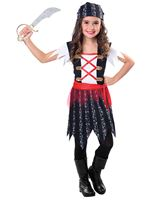Child Pirate Cutie Costume