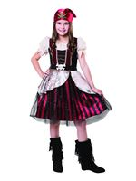 Child Pirate Girl Costume