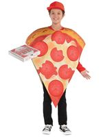 Child Pizza Slice Costume
