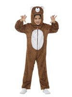 Child Plush Bear Costume [30803]