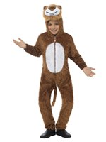 Child Plush Lion Costume [30012]