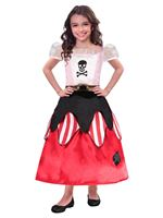 Child Princess Pirate Costume