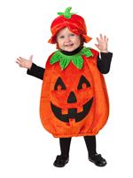 Child Pumpkin Patch Cutie Costume