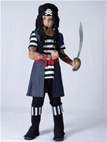 Child Tattoo Pirate Boy Costume [CC773]