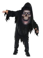 Child Reaper Mad Creeper Costume