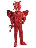 Child Red Dragon Costume [CC572]