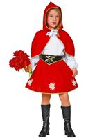 Child Red Riding Hood Costume [3284]