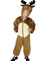 Child Reindeer Costume [30774]