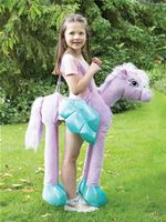 Child Ride On Fairytale Pony Costume