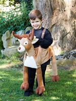 Child Ride On Reindeer Costume