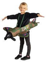 Child Ride on Spitfire Costume [9907249]