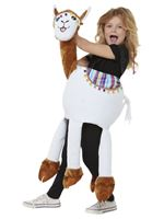 Child Ride-In Llama Costume [71085]