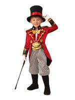 Child Ringmaster Costume [R700951]