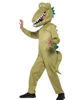 Child Roald Dahl Enormous Crocodile Costume [41541]