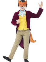 Child Roald Dahl Fantastic Mr Fox Costume [27143]