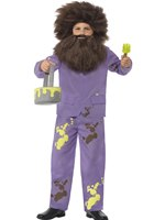 Child Roald Dahl Mr Twit Costume