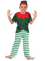 Child Santas Little Helper Costume