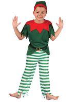 Child Santas Little Helper Costume