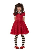 Child Santoro Ruby Costume [52366]