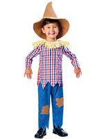 Child Scarecrow Costume