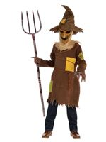 Child Scary Scarecrow Costume