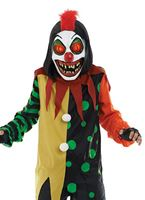 Child Sinister Clown Costume [5144357]
