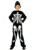 Child Skeleton Costume