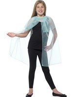 Child Snowflake Cape [44408]