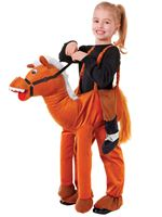 Child Step In Horse Costume [CC238]