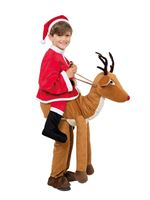 Child Step In Reindeer Costume [CC615]