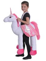 Child Step In Unicorn Costume