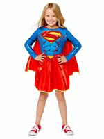 Child Supergirl Sustainable Costume [9910134]