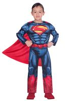Child Superman Classic Costume