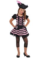 Child Sweetheart Pirate Costume [997649]