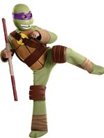 Child Teenage Mutant Ninja Turtles Deluxe Donatello Costume [886761]