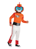 Child Top Wing Swift Costume [9905858]