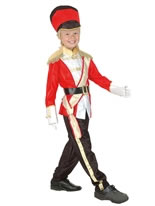 Child Toy Soldier Costume [CC684]