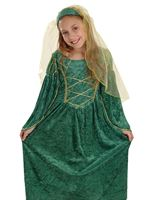 Child Tudor Princess Costume