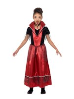 Child Vampire Princess Costume