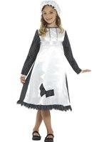 Child Victorian Maid Costume