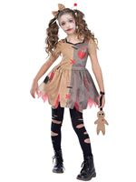 Child Voodoo Doll Costume