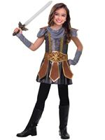 Child Warrior Cutie Costume