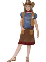 Child Western Belle Cowgirl Costume